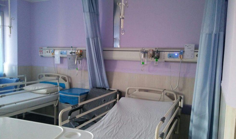 بیمارستان خاتم گنبد
